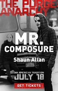 Mr Composure by author Shaun Allan