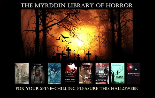 The Myrddin Library of Horror Event 2016
