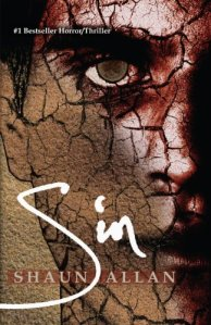Sin by author Shaun Allan