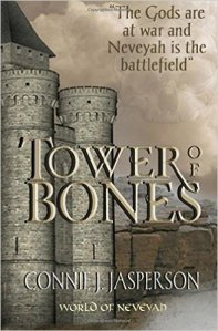 Tower of Bones by author Connie J Jasperson
