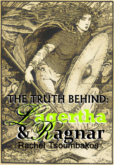 The Truth Behind Lagertha and Ragnar by Rachel Tsoumbakos Bookmark image