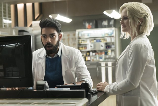 'iZombie,' Season 3, Episode 7, Eat A Knievel, Ravi and Liv check out YouTube