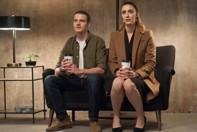 Showtime's 'Twin Peaks,' Season 3, the glass box