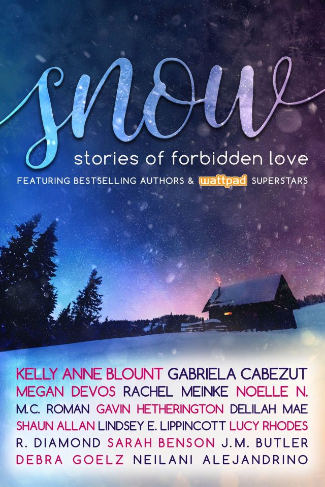 Snow Anthology by Shaun Allan and various Wattpad authors