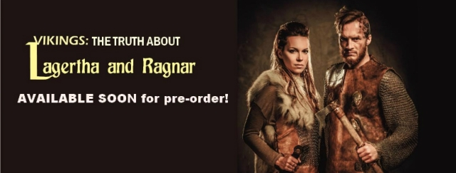 'Vikings: The Truth about Lagertha and Ragnar,' Facebook header