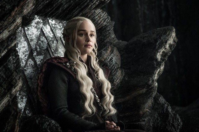 HBO's 'Game of Thrones,' Season 7, Episode 3, The Queen's Justice, Daenerys Targaryen