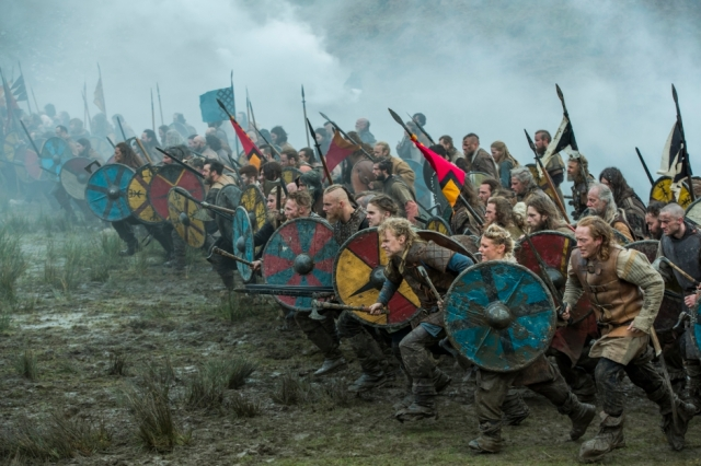 History's 'Vikings,' Season 4, Part 2, finale, Episode 20, The Reckoning, The Great Heathen Army, resize
