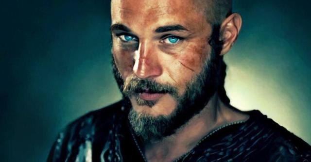 Travis Fimmel as Ragnar Lothbrok in History Channel's 'Vikings'