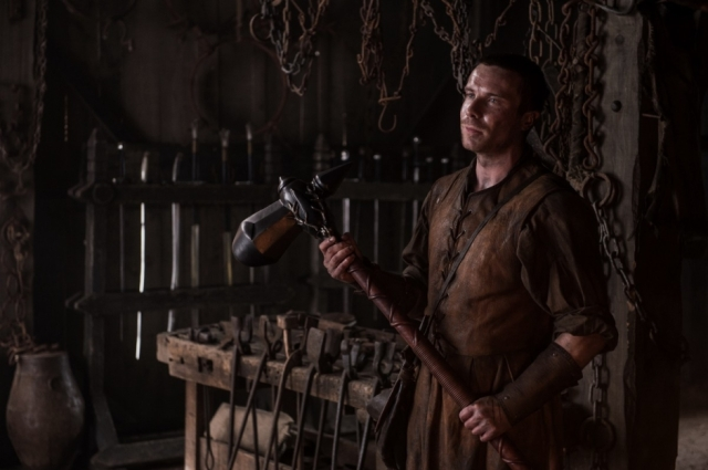 HBO's 'Game of Thrones,' Season 7, Episode 5, 'Eastwatch,' Gendry and his battle axe