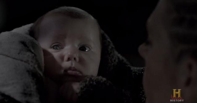 Sigurd Snake-in-the-Eye, as portrayed in History Channel's 'Vikings'