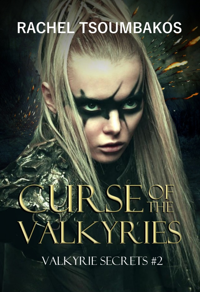 Curse of the Valkyires by Rachel Tsoumbakos Resize Smaller