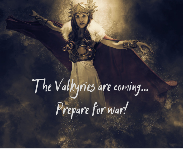 Valkyrie Secrets Facebook teaser post
