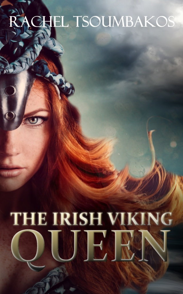 The Irish Viking Princess: Melkorka's tale from Irish princess to Viking captive (Gudrun's Saga Book 0) by Rachel Tsoumbakos