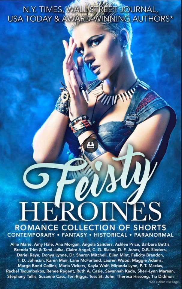 Feisty Heroines Anthology
