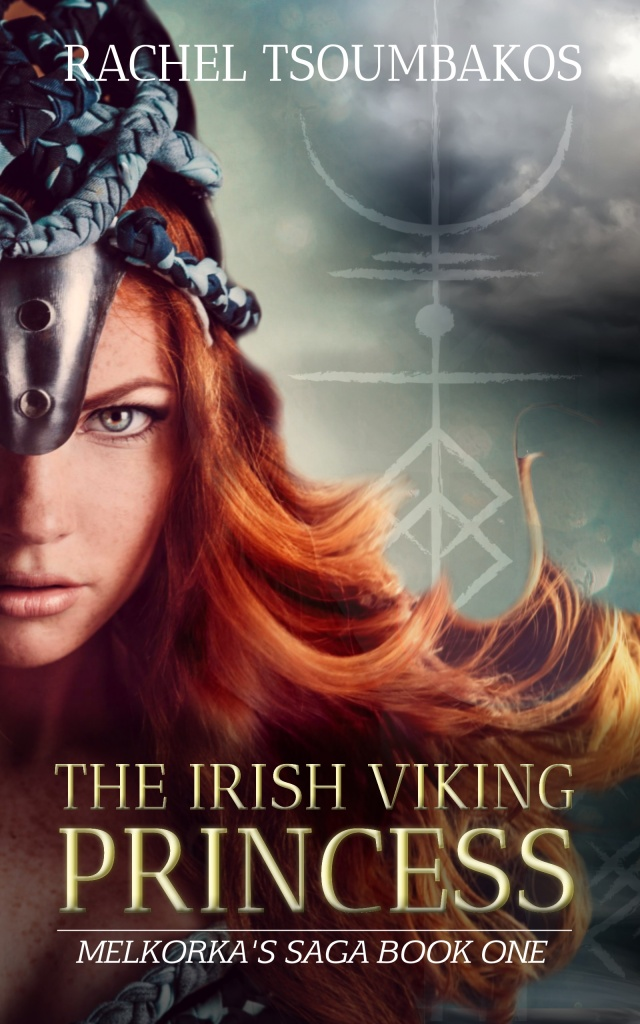 The Irish Viking Princess by Rachel Tsoumbakos