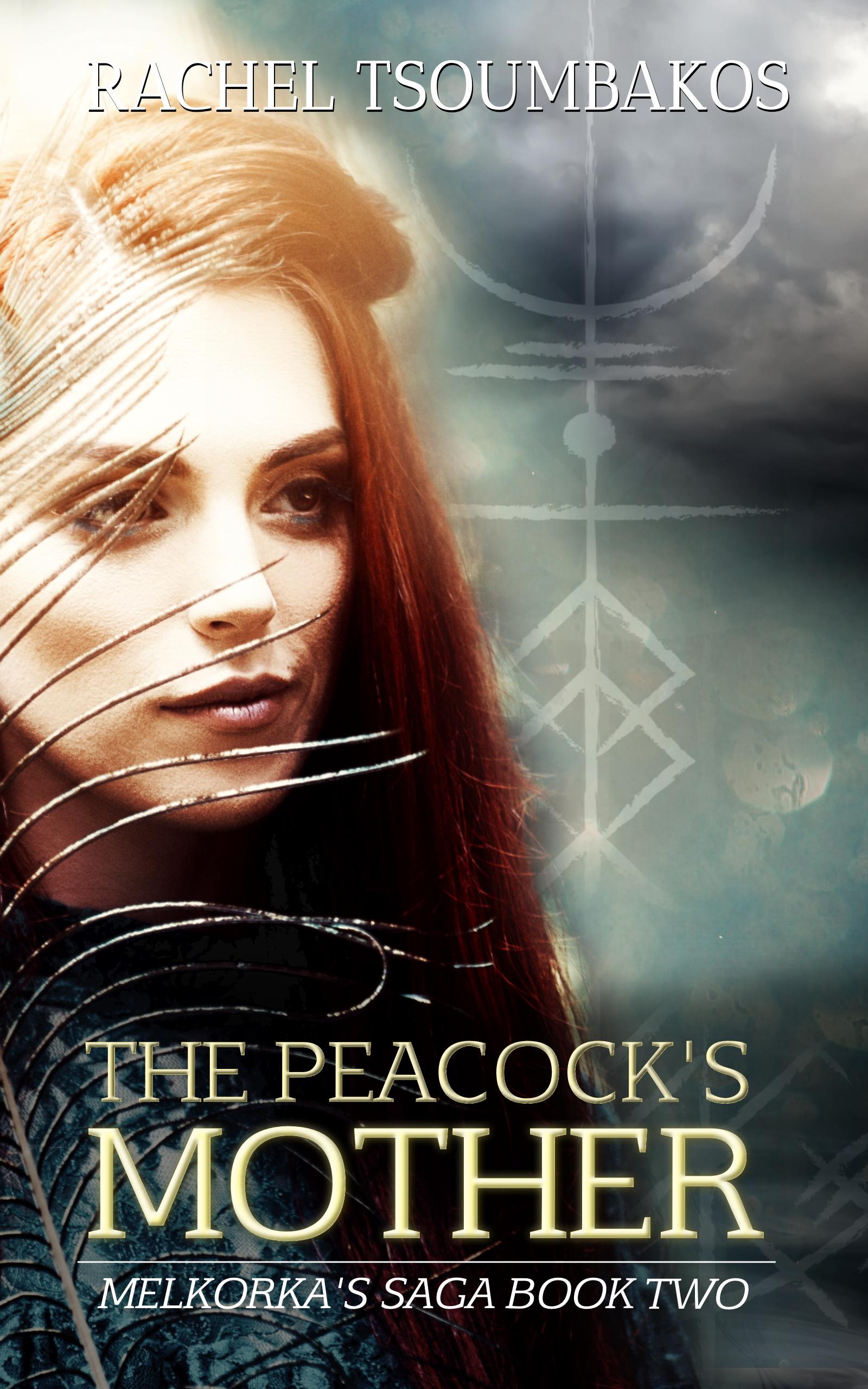 The Peacock's Mother by Rachel Tsoumbakos